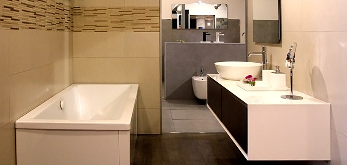 Sanitari bagno milano vendita wc bidet lavabo lavandini - Rubinetti sanitari bagno ...