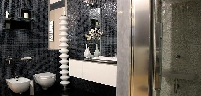 Accessori bagno milano vendita forniture specchi porta asciugamani porta sapone - Porta bagnoschiuma per doccia ...